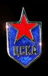 Значок на лацкан пиджака ЦСКА